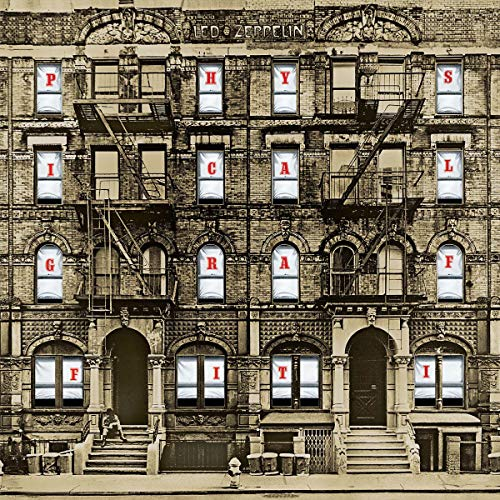Physical Graffiti - Deluxe Edition Remastered : Led Zeppelin: Amazon.es:  Música