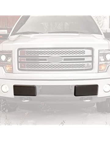 Autoxrun Front Bumper Guards Pads Inserts Caps Fits Ford F150 2009-2014