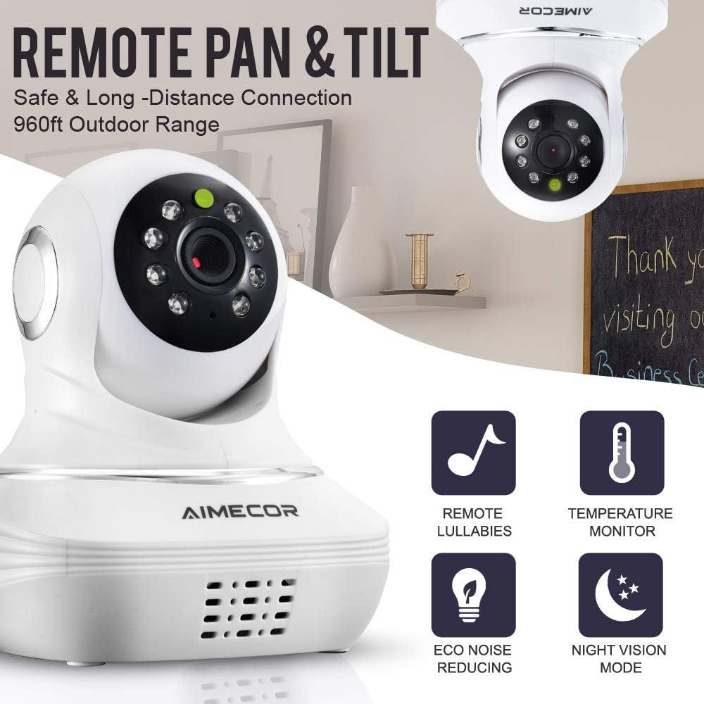 alpha-ene.co.jp Safety Baby Remote Pan Tilt Camera and 3.5″ HD IPS ...