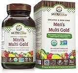 Nutrigold Men's Multi Gold, 90 Count Review