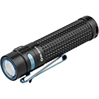 Olight S2R II 1150 Lumens USB Magnetic Rechargeable Variable-output Side Switch EDC LED Flashlight and Olight Patch (S2R…
