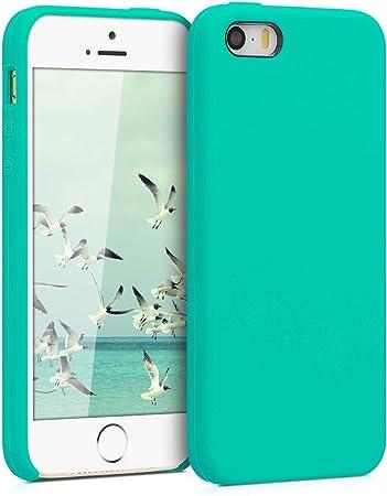 Kwmobile Hülle Kompatibel Mit Apple Iphone Se 5 Elektronik