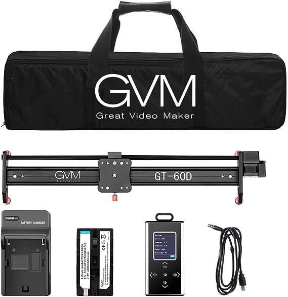 Gvm Great Video Maker Gvm Kamera Tragbare Kamera