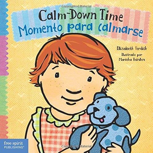 Calm-Down Time/Momento para Calmarse (Inglés) Libro de cartón – 15 abr 2016 Elizabeth Verdick Marieka Heinlen Free Spirit Publishing Inc. U.S.