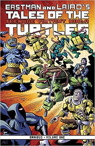 Tales of the Teenage Mutant Ninja Turtles Omnibus 1 Vol