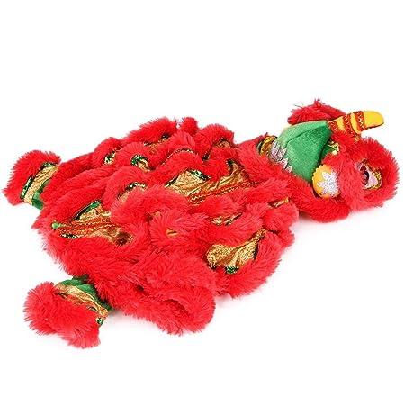 Ablerfly Disfraz de Perro Ajustable Disfraz de balón para león ...