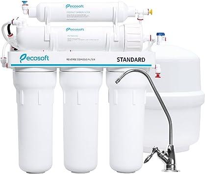 Ecosoft - Filtros de agua para ósmosis inversa (5 etapas): Amazon ...