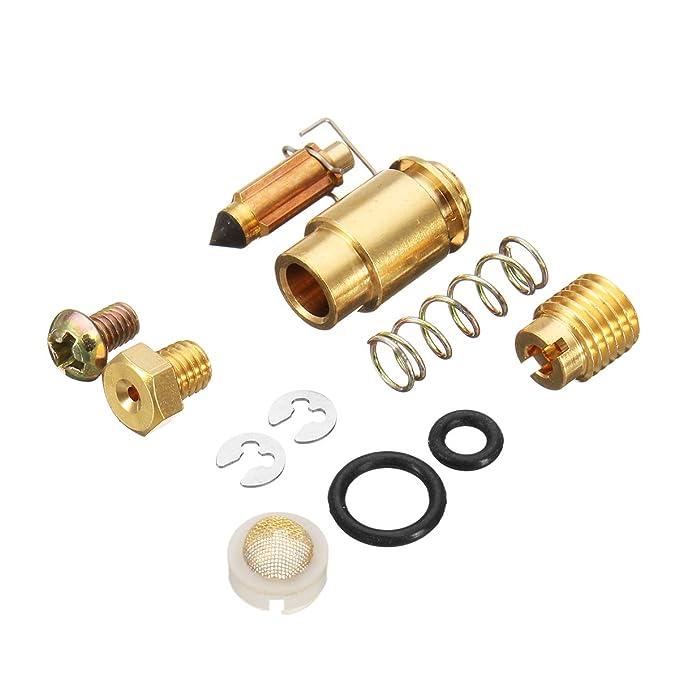 C-FUN Carburador Carb Reparaci/ón Reconstrucci/ón Kits De Herramientas para Yamaha Xt600E Xt600 Xt600K 3Tb 90-92
