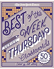 The New York Times Best of the Week Series: Thursday Crosswords: 50 Medium-Level Puzzles