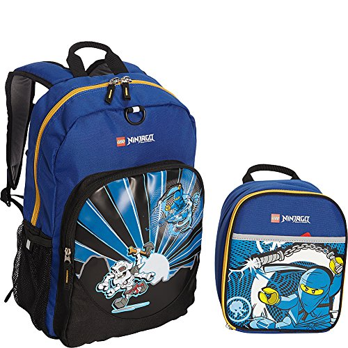LEGO Ninjago Lightning Backpack Lunch