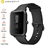 "Xiaomi Huami Amazfit Bip Smart Watch Reflection Color Screen 1.28"" Baro IP68 Waterproof GPS for Android & iOS English Version"