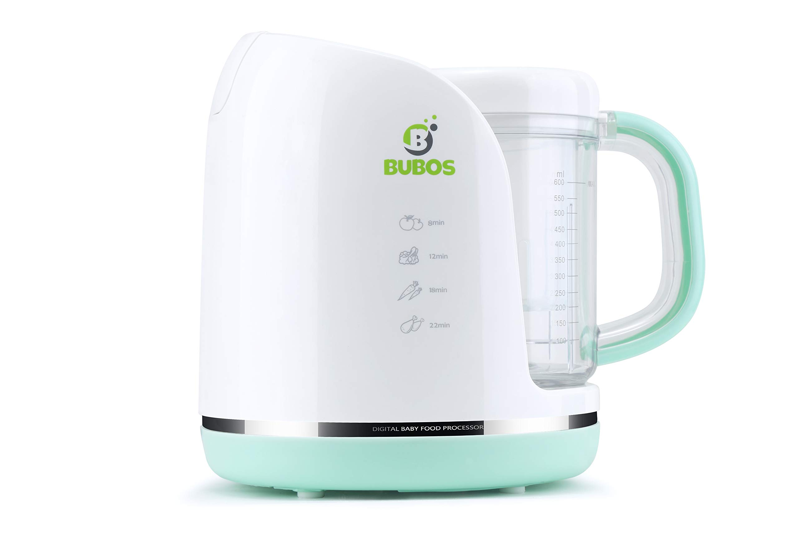 Bubos Smart 4-in-1 Baby Food Maker by B Bubos