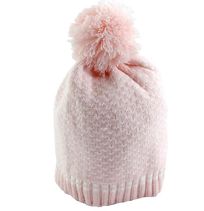 costruzione razionale outlet in vendita moda firmata Cappello Invernale Neonata Bambina Bimba 0-12 Mesi con PON ...