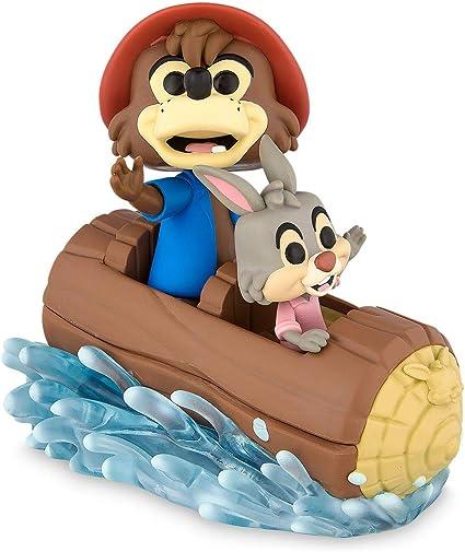 Disney Parks Splash Mountain Funko Pop Rides 47 Vinyl Br/'er Rabbit Br/'er Bear