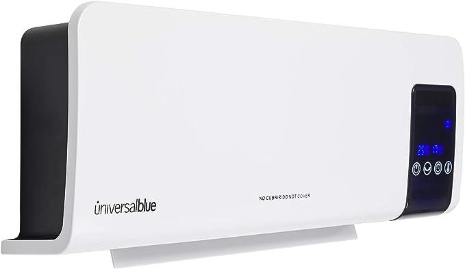 UNIVERSALBLUE - Calefactor Punta Cana - Split de baño - Potencia ...