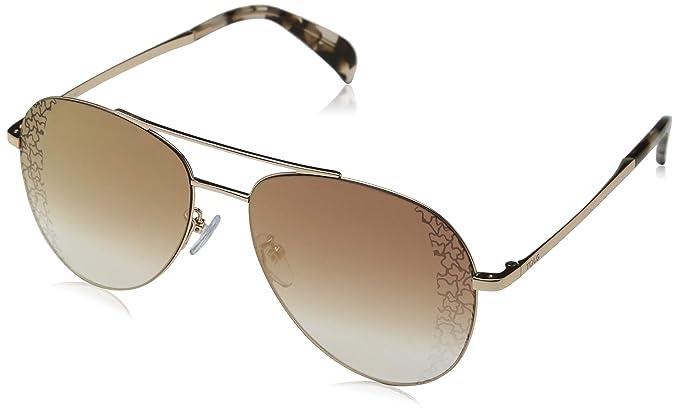 Tous Mujer n/a Gafas de sol, Dorado (Shiny Copper Gold ...