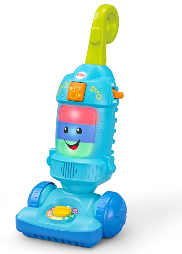 Fisher-Price Laugh and Learn Aspirador de Aprendizaje ...