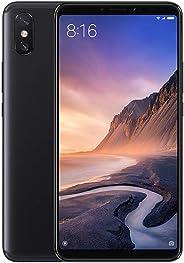 Smartphone Xiaomi Mi Max 3 64GB 4GB RAM Preto