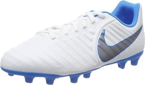 flojo sombrero Magnético  Nike Unisex Kid's Tiempo Legend 7 Club Fg Jr Ah7255 107 Football Boots:  Amazon.co.uk: Shoes & Bags