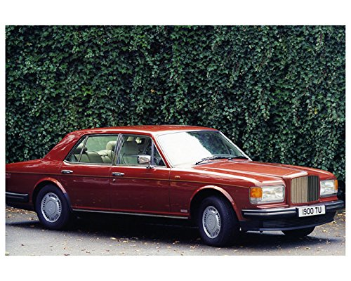 1988 Bentley Turbo R Factory Photo