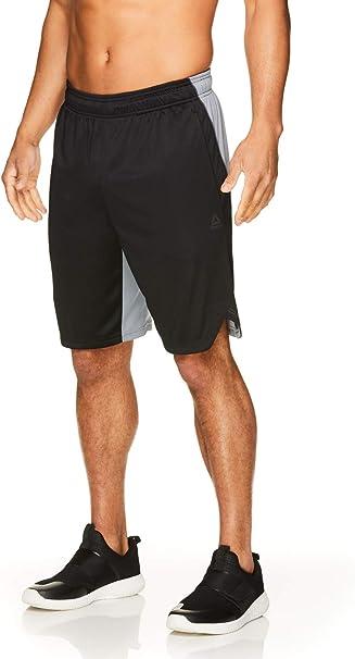 Amazon.com: Reebok - Pantalones cortos de baloncesto para ...