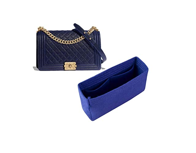 4f1fc5cfdea3 Image Unavailable. Image not available for. Color  For quot  Chanel Boy  Bag quot  bag insert organizer