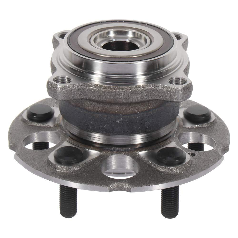 Aintier Rear Wheel Hub Assembly fit for 2012-2016 Honda Cr-V 5 Lugs W//ABS Hub Bearing 29512501-1