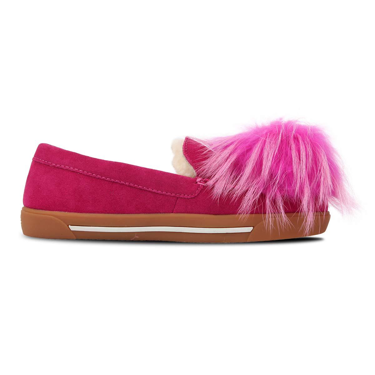 Fawziya Pom Pom Winter Boots for Women