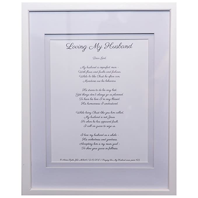 Love Poems about Marriage and Husband by Anna Szabo #PoemsFromGod Loving My Husband framed poetry for Prayer Hallway
