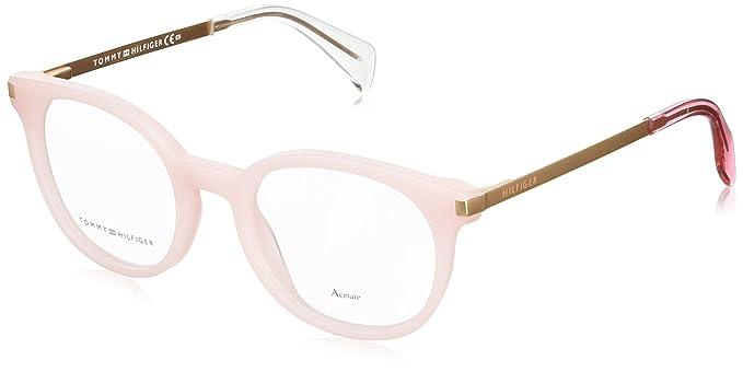 Tommy Hilfiger TH 1380 QEE 48 Gafas de Sol, Rosa (Pink Gold ...