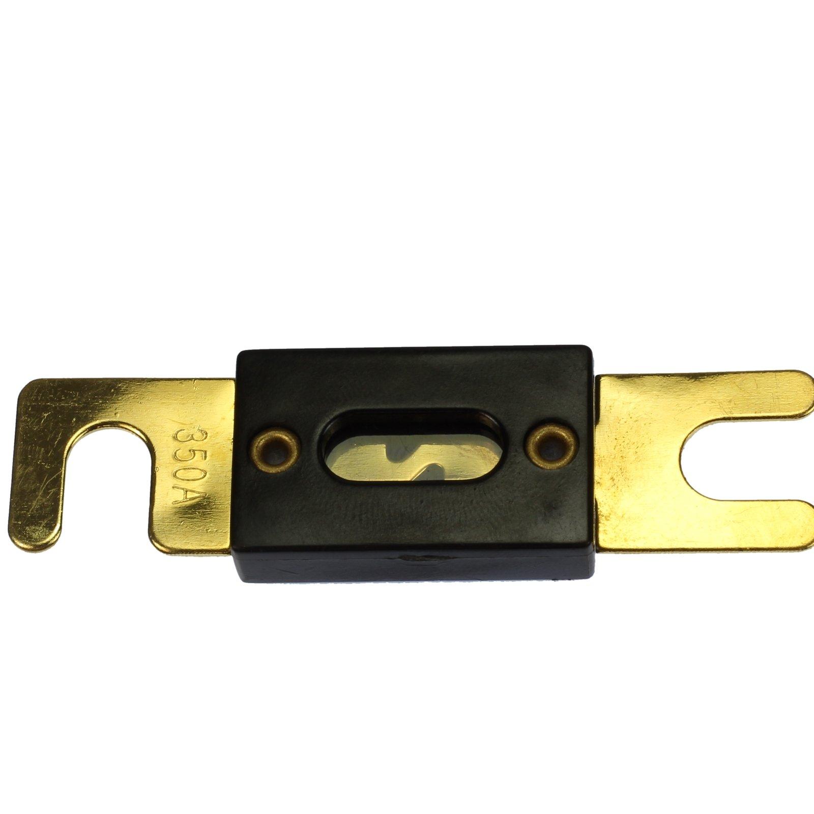(1) 350 AMP ANL Fuse & (1) Inline Fuseholder Battery Install Kit 1/0 Gauge 1FT by 12voltnet (Image #8)