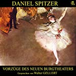 Vorzüge des neuen Burgtheaters | Daniel Spitzer