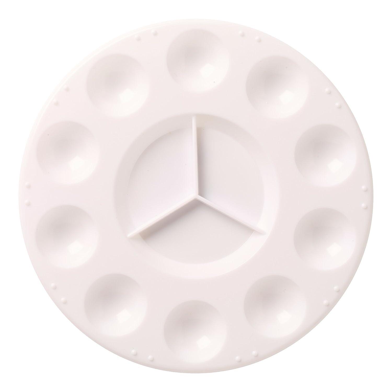 Winsor /& Newton Reeves Circle Plastic Paint Palette