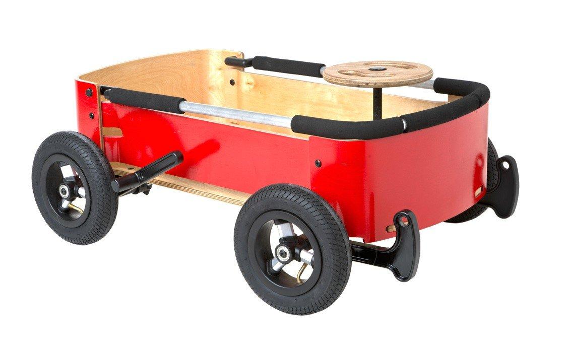 Wishbone 6000-3in1 Bollerwagen in rot