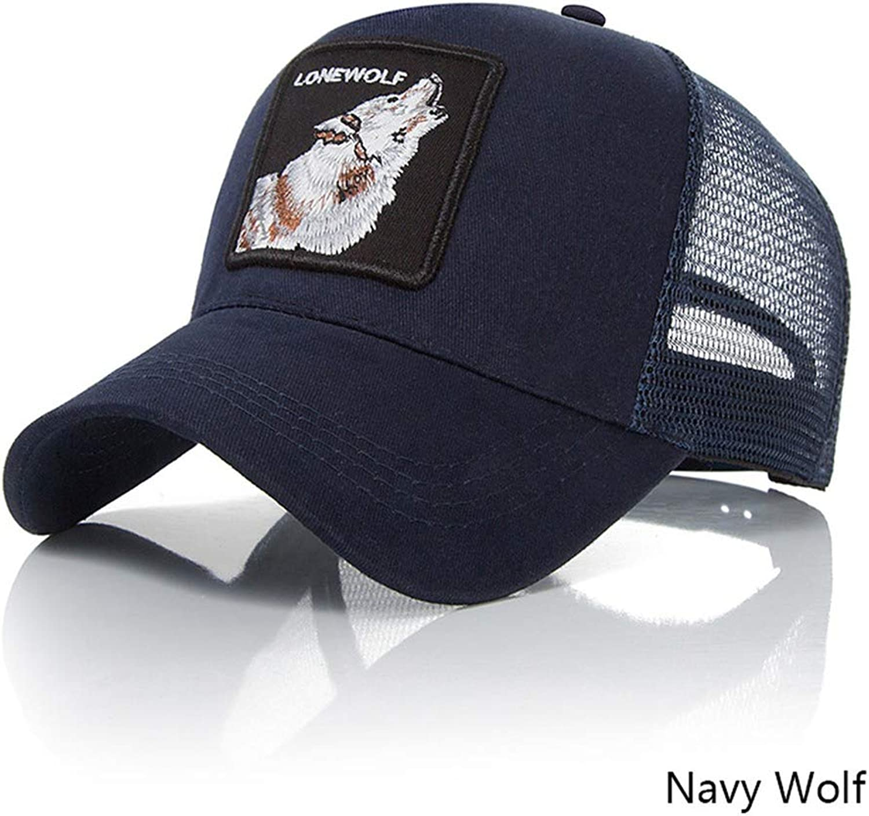 Unisex Lovely Animals Caps Women/&Men Snapback Cap Dad Hat Summer Bone Adjustable Gorras