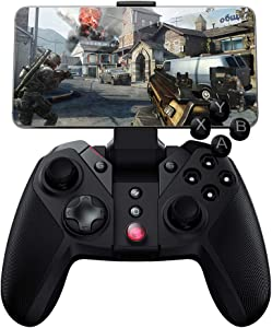 GameSir G4 Pro Wireless Switch Game Controller for PC/iOS/Android Phone, Dual Shock USB Mobile Gamepad for Apple TV Arcade MFi Games, Cloud Gaming Controller with Removable ABXY and Screenshot