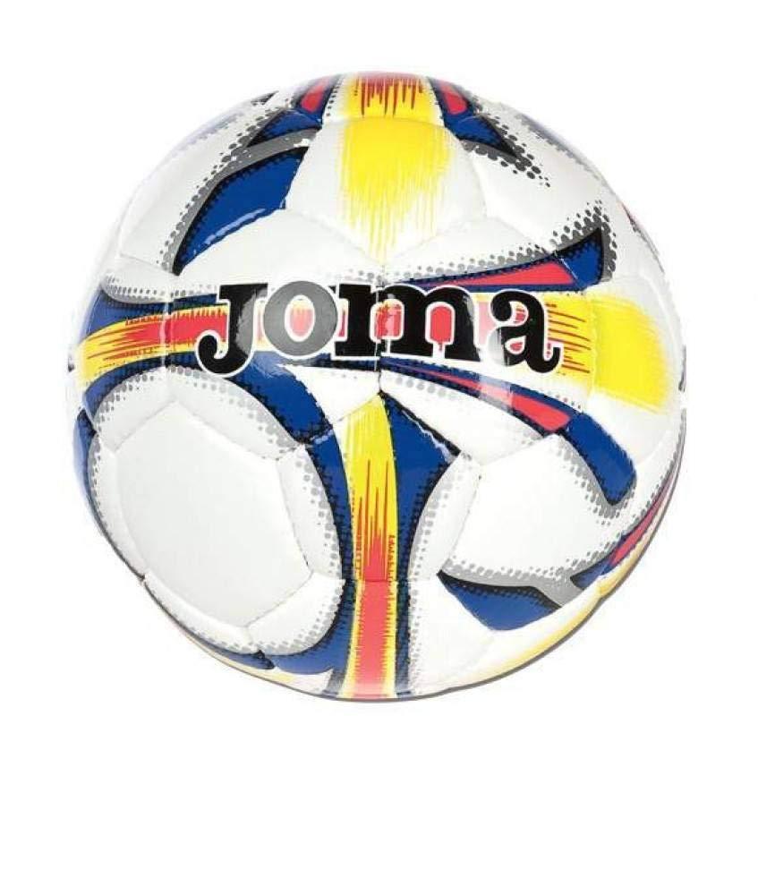 Joma –  Balon Futsal-PRO FIFA Blanco-amar. Dali Sala 3477.55.550S.L-XL
