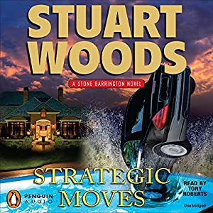 Strategic Moves Audiobook