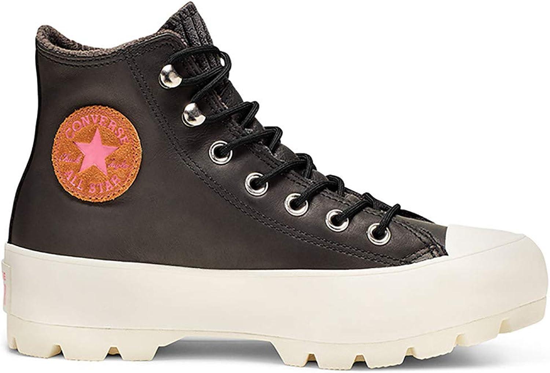 CONVERSE CTAS Lugged Winter HI Gore-Tex Zapatos Deportivos para MUIER Negro 565006C