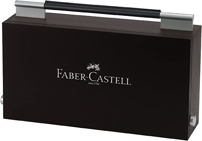 Faber Castell 250th Anniversary Collection Wooden Box: Amazon.es: Hogar