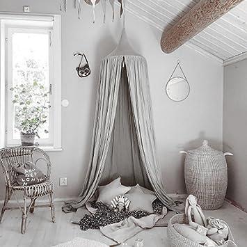 Baby Betthimmel Bett Baldachin   NEWYANG Schlafzimmer Dekoration, Aus  Baumwolle, Weich Und Atmungsaktiv,