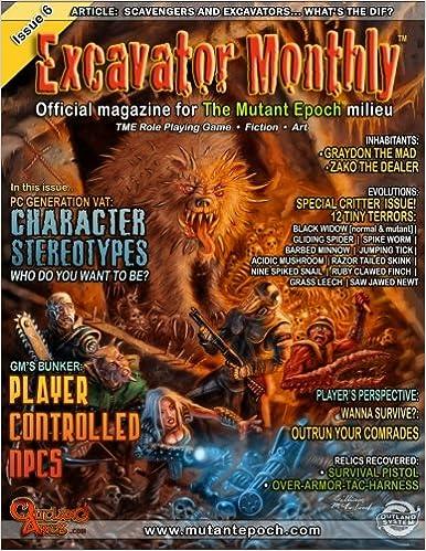 Excavator Monthly Issue 6: Alexander Waby: Amazon.es ...
