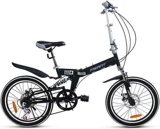 Bicicletas Triciclos Plegable De Velocidad Variable De 20 Pulgadas ...