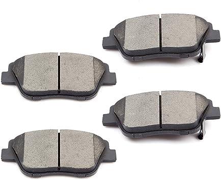 Front Ceramic Brake Pads For 2015-2016 Hyundai Sonata