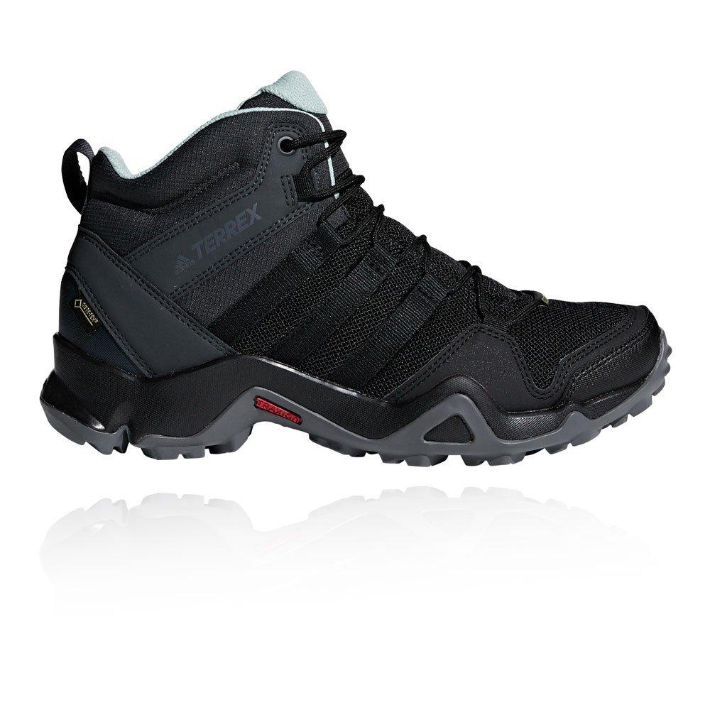 Adidas Terrex AX2R Mid Gore-Tex Women's Zapatilla De Trekking - AW18 43 1/3 EU|Negro