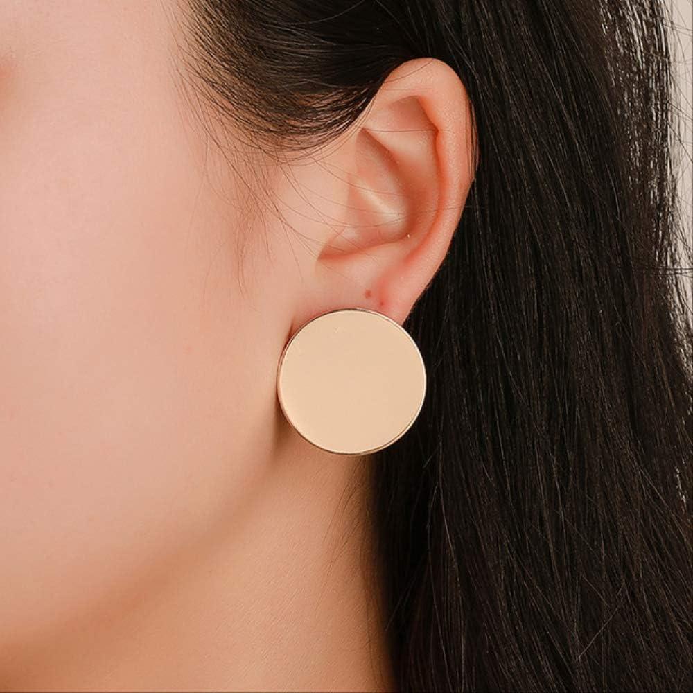 Diseño de pasadores de oreja Pendiente de acrílico con forma de flor grande Pendientes de diamantes de imitación brillantes Pendientes de joyería de boda para fiestae324jin