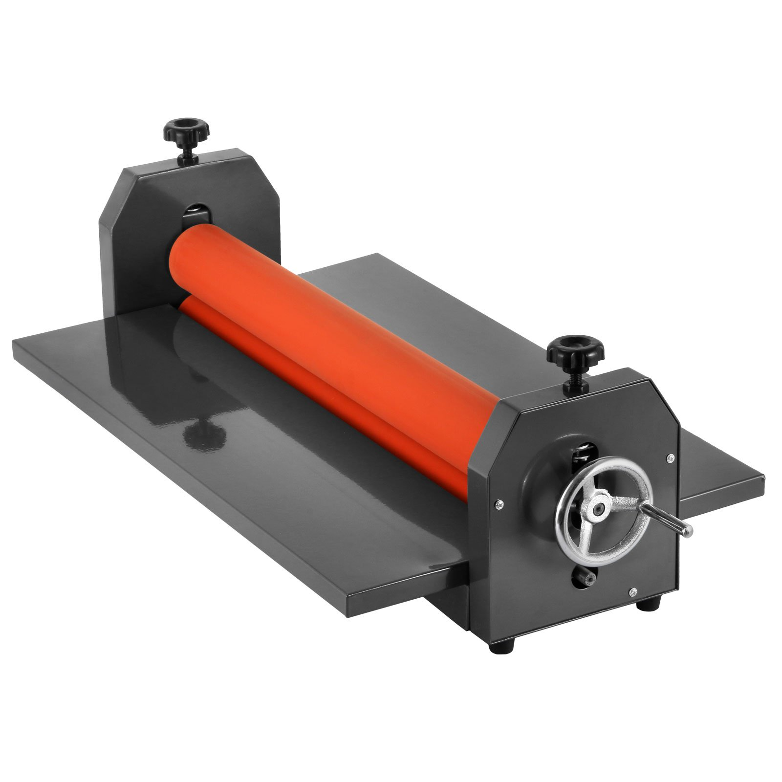 OrangeA Cold Laminator Roll Laminator Cold Laminating Machine 39 Inch 4 Roller System Manual Vinyl Photo Film(39 Inch)