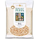 Good Morning Cereals Organic Cereals Brown Rice Puffs 175 g