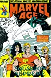 img - for Marvel Age - The Official Marvel News Magazine #82 : Squadron Supreme (Marvel Comics) book / textbook / text book