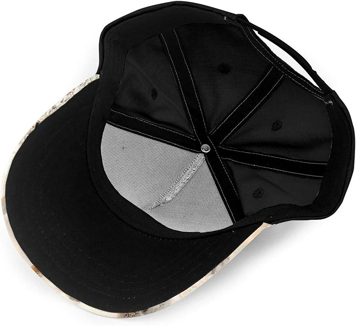 Tiger Family Walking Winter Snow Lightweight Unisex Baseball Caps Adjustable Breathable Sun Hat for Sport Outdoor
